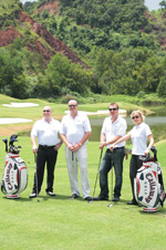 Corporate Golf Event